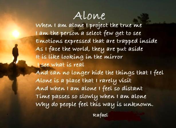 Alone By Rafael