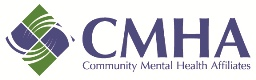 Community Mental Health Affiliates 36 Sheffield St Waterbury, CT 06704 203.596.9724 www.cmhacc.org